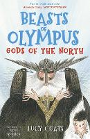 Cover for Beasts of Olympus 7: Gods of the North by Lucy Coats
