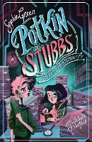 Cover for The Haunting of Peligan City Potkin and Stubbs 2 by Sophie Green