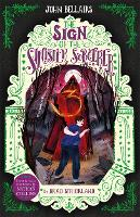 Cover for The Sign of the Sinister Sorcerer - The House With a Clock in Its Walls 12 by John Bellairs