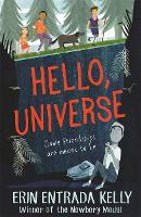 Cover for Hello, Universe by Erin Entrada Kelly