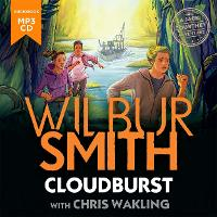 Cover for Cloudburst A Jack Courtney Adventure by Wilbur Smith