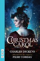 Cover for Christmas Carol: A Fairy Tale by Piers Torday