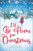 Cover for I'll Be Home For Christmas by Abbey Clancy