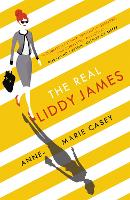 Cover for The Real Liddy James  by Anne-Marie Casey