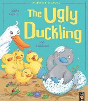 Cover for The Ugly Duckling by Mara Alperin