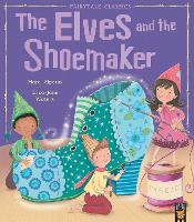 Cover for The Elves and the Shoemaker by Mara Alperin