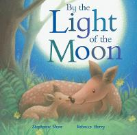Cover for By the Light of the Moon by Stephanie Shaw