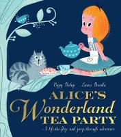 Cover for Alice's Wonderland Tea Party by Poppy Bishop