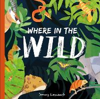 Cover for Where in the Wild by Poppy Bishop