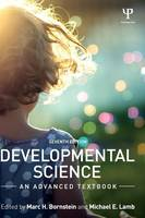 Cover for Developmental Science  by Marc H. Bornstein