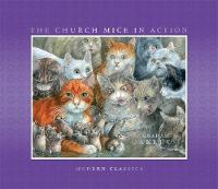 Cover for Church Mice in Action by Graham Oakley