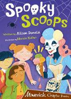 Cover for Spooky Scoops (Brown Chapter Reader) by Alison Donald