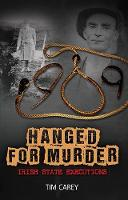 Cover for Hanged for Murder by Tim Carey