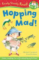 Cover for Hopping Mad! by Michael Catchpool