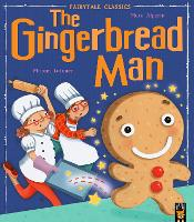 Cover for The Gingerbread Man by Mara Alperin