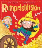 Cover for Rumpelstiltskin by Mara Alperin