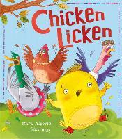 Cover for Chicken Licken by Mara Alperin