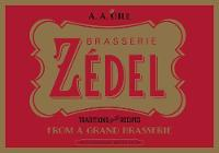 Cover for Zedel  by A.A. Gill