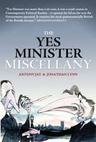 Cover for Yes Minister Miscellany by Jonathan Lynn