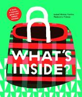 Cover for What's Inside? by Isabel Minhos Martins