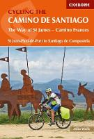 Cover for Cycling the Camino de Santiago  by Mike Wells