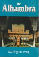 Cover for The Alhambra by Washington Irving