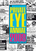 Cover for Private Eye Annual by Ian Hislop