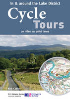 Cover for Cycle Tours in & Around the Lake District  by Nick Cotton