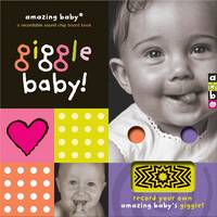 Cover for Giggle Baby! by Emily Hawkins, Emma Dodd