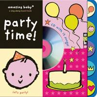 Cover for Party Time by Emily Hawkins, Emma Dodd
