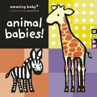 Cover for Amazing Baby Animal Babies by Emily Hawkins, Emma Dodd