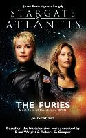 Cover for STARGATE ATLANTIS The Furies (Legacy book 4) by Jo Graham