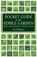 Cover for Pocket Guide To The Edible Garden  by Joe Hashman