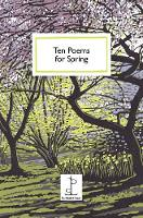 Cover for Ten Poems for Spring by Various Authors