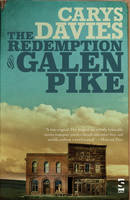 Cover for The Redemption of Galen Pike  by Carys Davies