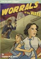 Cover for Worrals of the WAAF by W. E. Johns