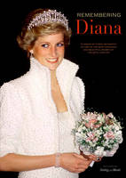 Cover for Remembering Diana by Marie Clayton