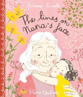 Cover for The Lines on Nana's Face by Simona Ciraolo