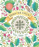 Cover for Stitch the Halls!  by Sophie Simpson