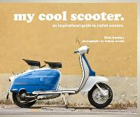 Cover for my cool scooter  by Chris Haddon