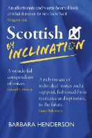 Cover for Scottish By Inclination by Barbara Henderson