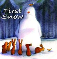 Cover for First Snow by Bernette Ford