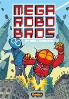 Cover for Mega Robo Bros 1 by Neill Cameron