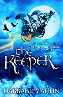 Cover for The Keeper by Darragh Martin