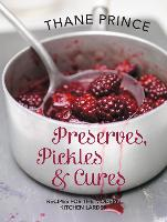 Cover for Preserves, Pickles and Cures  by Thane Prince
