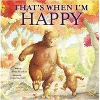 Cover for That's When I'm Happy by Beth Shoshan