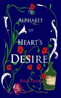 Cover for The Alphabet of Heart's Desire by Brian Keaney