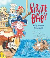 Cover for Pirate Baby by Mary Hoffman, Ros Asquith