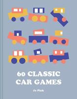 Cover for 60 Classic Car Games by Jo Pink