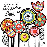 Cover for Jane Foster's Colouring Book by Jane Foster